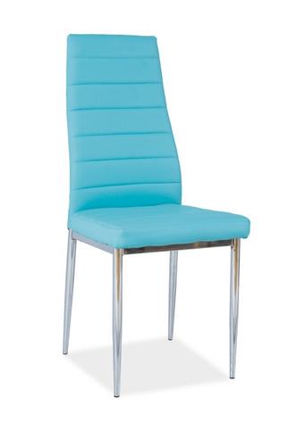 Signal Jedálenská stolička H-261 modrá