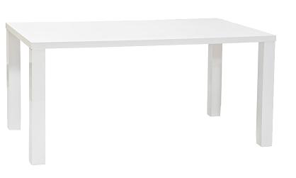 Signal Jedálenský stôl MONTEGO 120x80 Farba: Biela