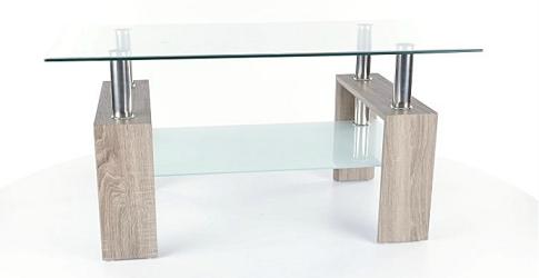 Signal Konferenčný stolík LISA II / dub sonoma