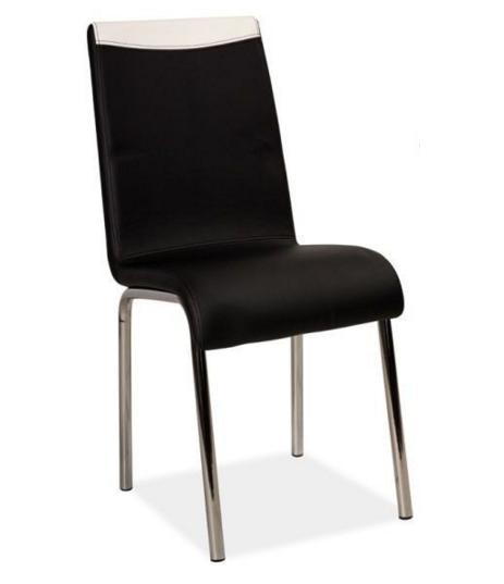 Signal Jedálenská stolička H-161 / čierna