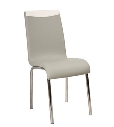 Signal Jedálenská stolička H-161 / sivá