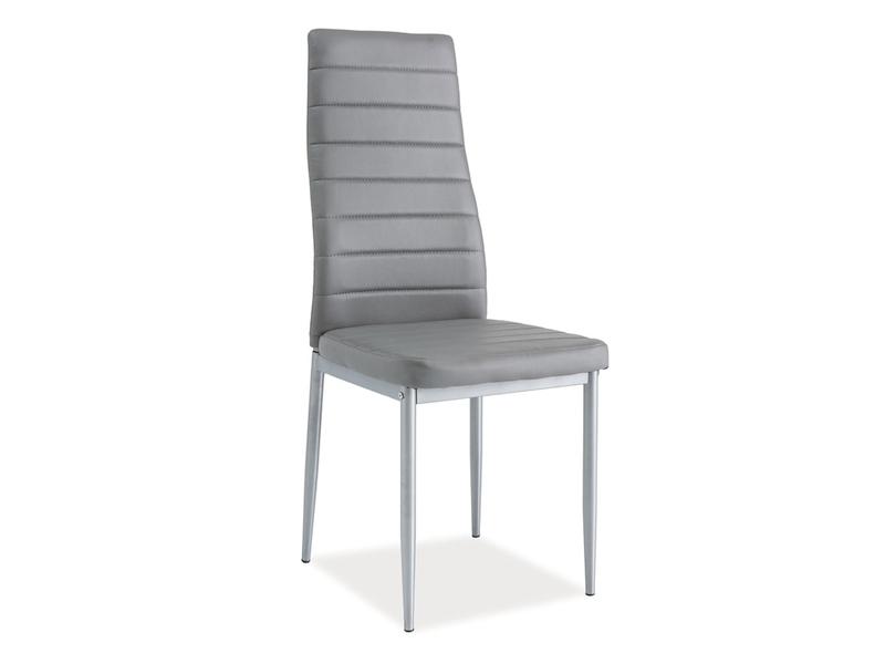 Signal Jedálenská stolička H-261 BIS ALU Farba: Sivá