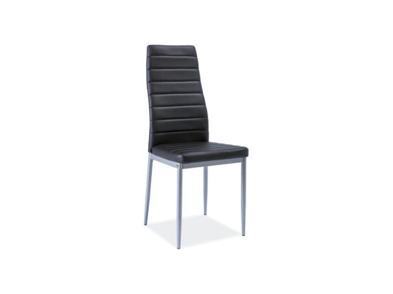 Signal Jedálenská stolička H-261 BIS ALU Farba: Čierna