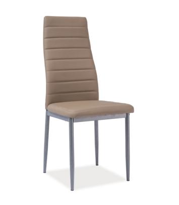 Signal Jedálenská stolička H-261 BIS ALU Farba: Béžová