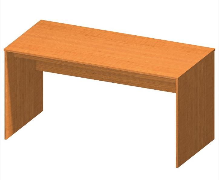 Tempo Kondela Písací stôl TEMPO AS NEW 020 PI Farba: Čerešňa
