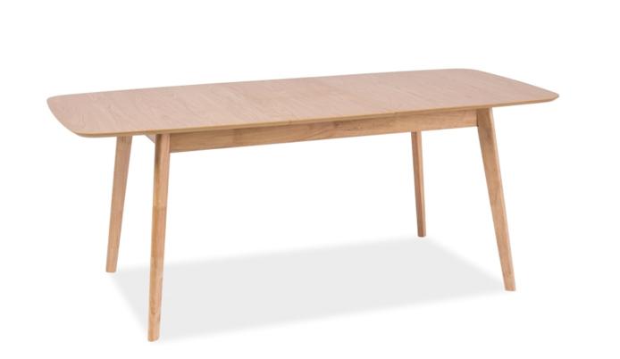 Signal Jedálenský stôl FELICIO Prevedenie: A / (VxŠxD) 75 x 90 x 120 - 150 cm