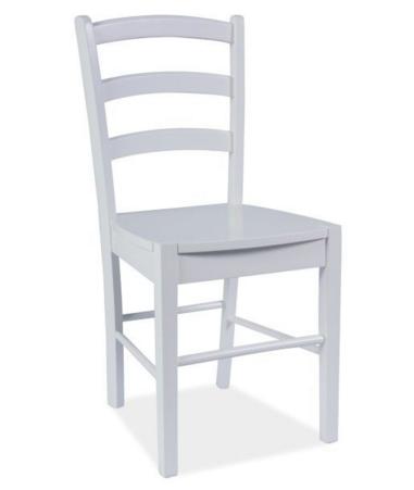 Signal Jedálenská stolička CD-38 Farba: Biela
