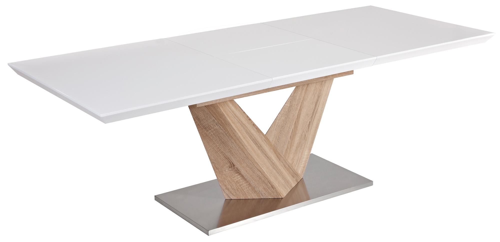 Signal Jedálenský stôl ALARAS stoly: 75 x 80 x 140 / 200 cm