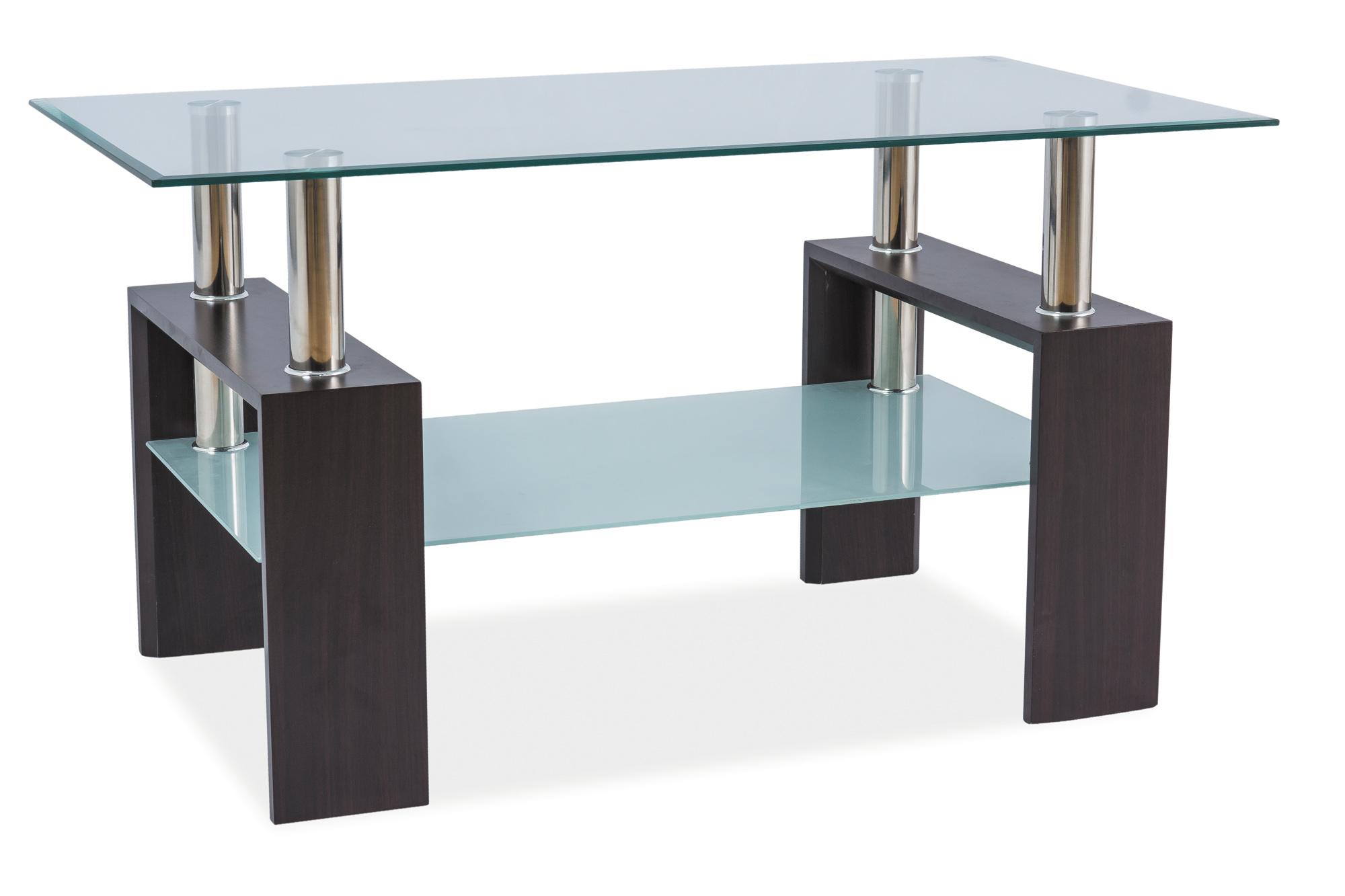 Signal Konferenčný stolík LISA III / wenge