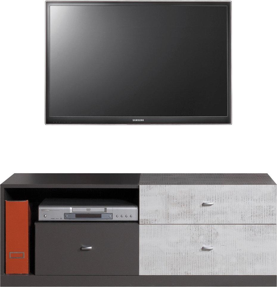 Meblar TV stolík TABLO TA8 Farba: Grafit/enigma