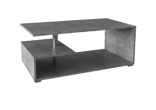 Tempo Kondela Konferenčný stolík DORISA Farba: beton