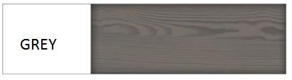 Drewmax Jednolôžková posteľ - masív LK117 / 120 cm borovica Farba: grey