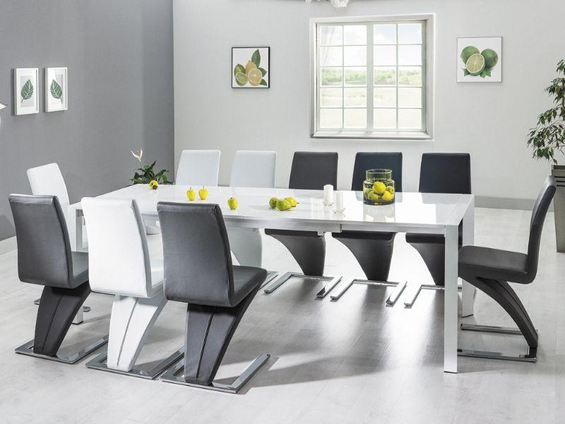 Signal Jedálenský stôl LUGANO
