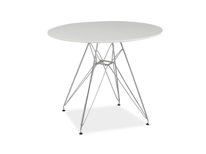 Signal Okrúhly jedálenský stôl NITRO