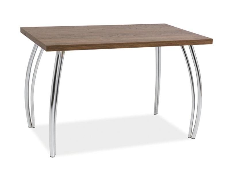 Signal Jedálenský stôl SK-2   120x68 Farba: Orech