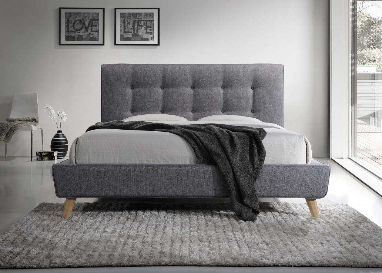 Signal Manželská posteľ SEVILLA Prevedenie: 140 x 200 cm