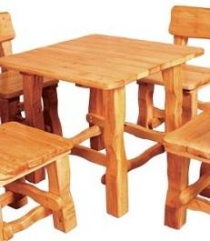 Drewmax Záhradné sedenie MO213 Prevedenie: Stôl