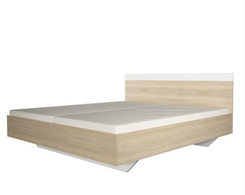 Tempo Kondela Manželská posteľ Gabriela 160