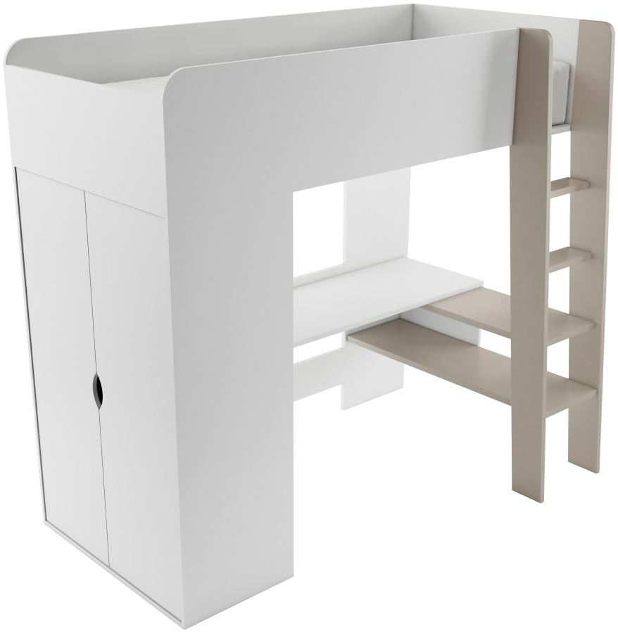 Dig-net nábytok Detská poschodová posteľ TOM