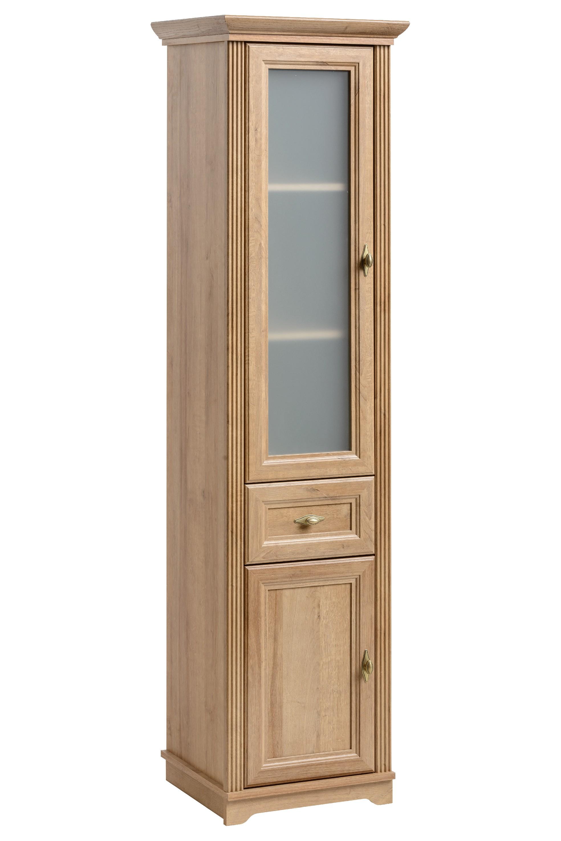 ArtCom Kúpeľňová zostava PALACE RIVIERA Palace: Vysoká skrinka (2D1S) - 800 - 190 x 48 x 43 cm