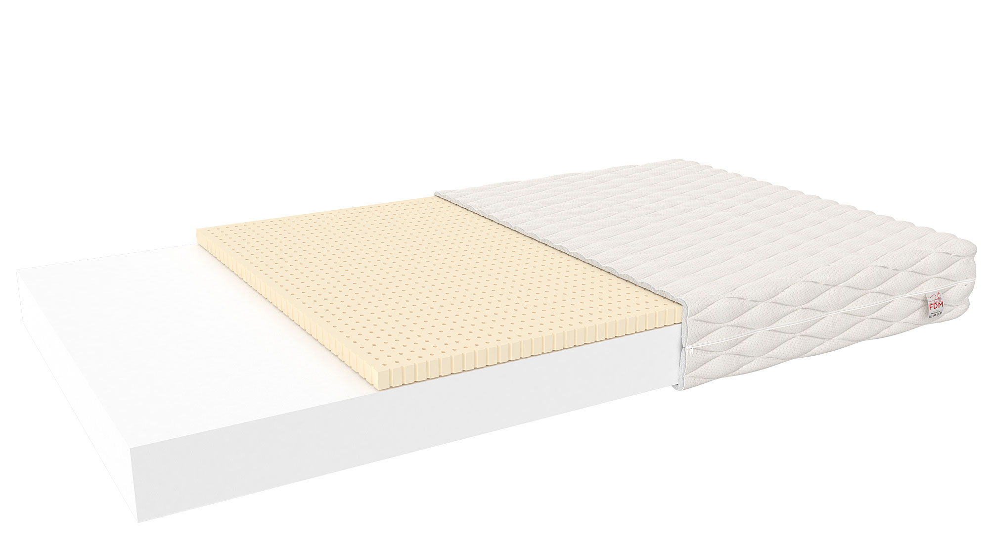 FDM Detský matrac BABY Classic Prevedenie: 70 x 120 cm