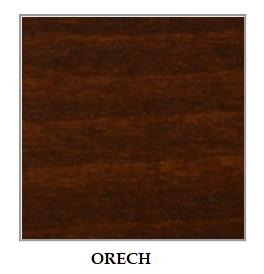 ArtElb Jedálenská stolička BOSS 10 D Farba: Orech