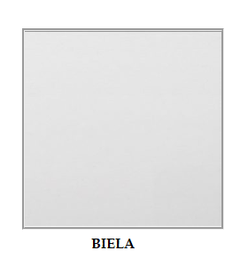 ArtElb Jedálenská stolička Roma 2 Farba: Biela