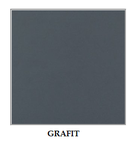ArtElb Jedálenský set MAX 5 / BOSS 14 (1+6) Farba: Grafit