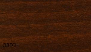 ArtElb Jedálenský set Wenus 5 / Milano 2 (1+6) Farba: Orech