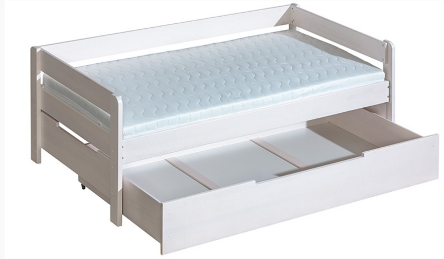 Dolmar Detská posteľ Borys Prevedenie: Jednolôžková posteľ so zásuvkou B1 + B2