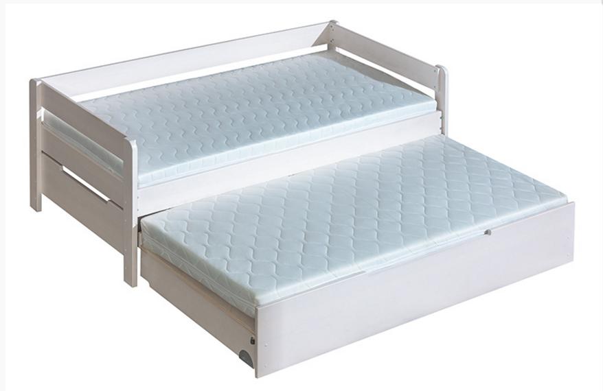 Dolmar Detská posteľ Borys Prevedenie: Jednolôžková posteľ s prístelkou B1 + B3