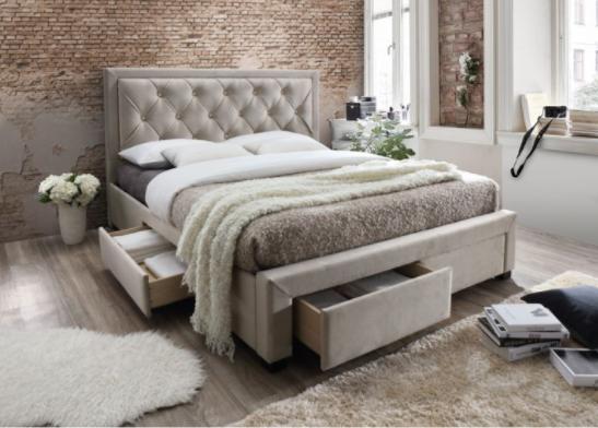 Tempo Kondela Manželská posteľ Orea Prevedenie: 160 x 200 cm