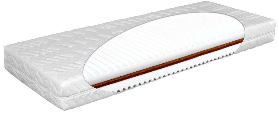 Matratex Matrac Grand Soft Rozmer: 140 x 200 cm, Tvrdosť: Tvrdosť T3 comfort