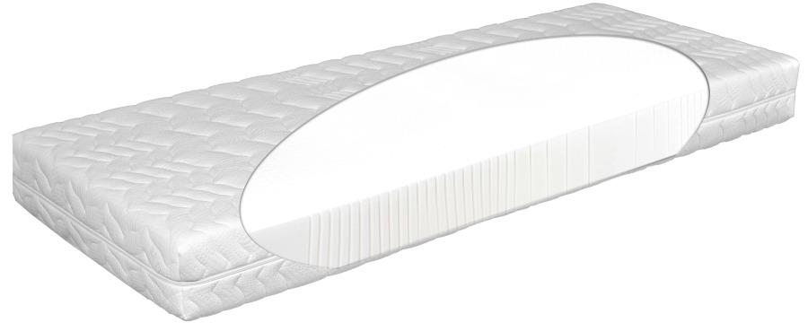 Matratex Matrac AIRYLATTEX PRIMA Rozmer: 180 x 200 cm, Tvrdosť: Tvrdosť T4