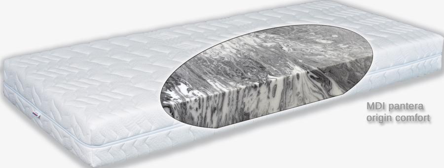 Matratex Matrac Prima pantera MDI Rozmer: 140 x 200 cm, Tvrdosť: tvrdosť T3