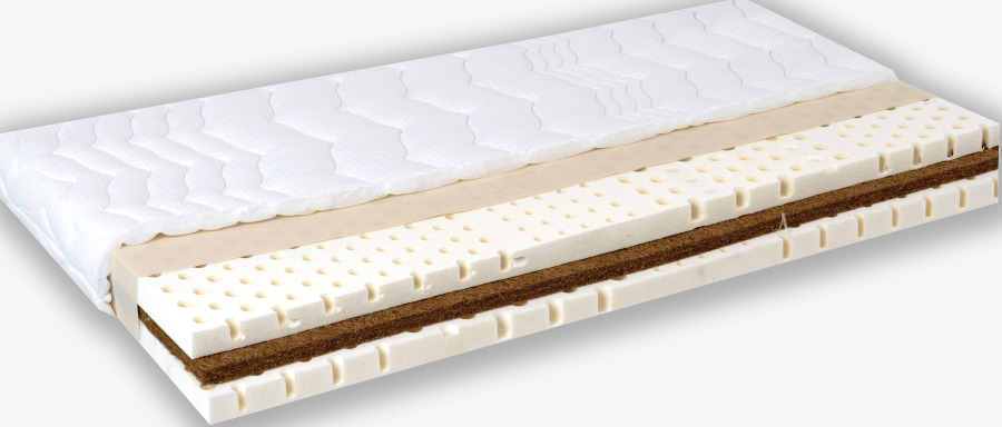 Matratex Detský matrac Latex comfort bambi Rozmer: 120 x 60 cm
