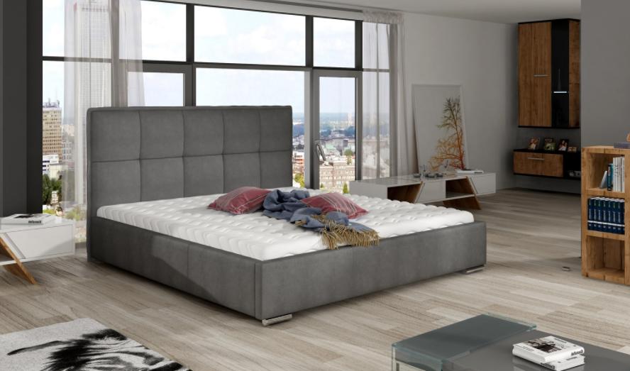 ArtMarz Manželská posteľ Cortina Prevedenie: 120x200 cm