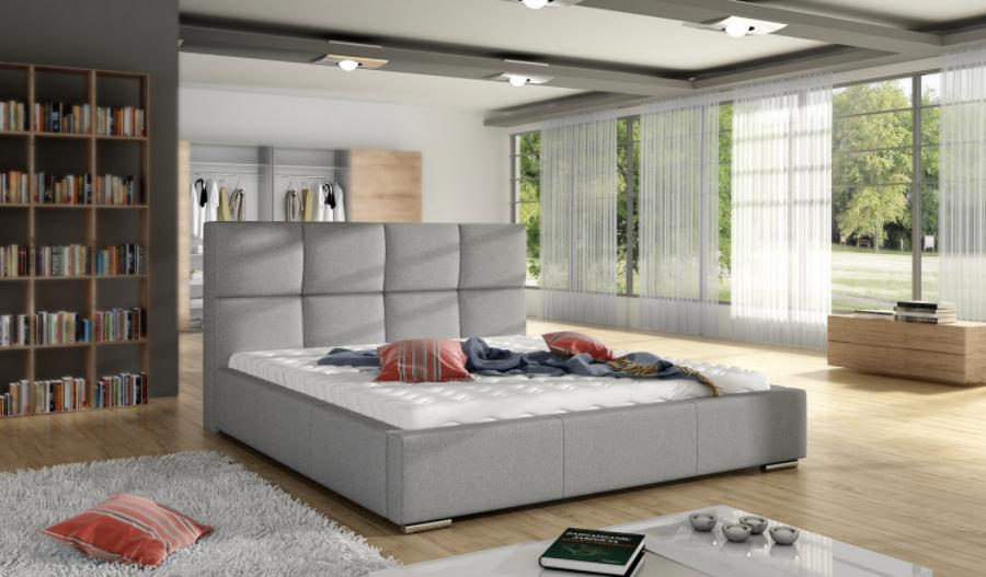 ArtMarz Manželská posteľ Stella Prevedenie: 120x200 cm