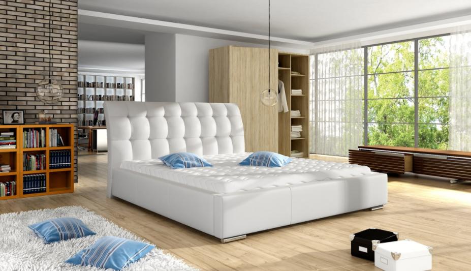 ArtMarz Manželská posteľ Verona Prevedenie: 100x200 cm