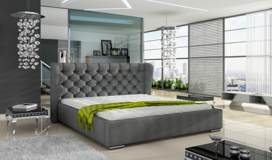 ArtMarz Manželská posteľ Preston Prevedenie: 120x200 cm