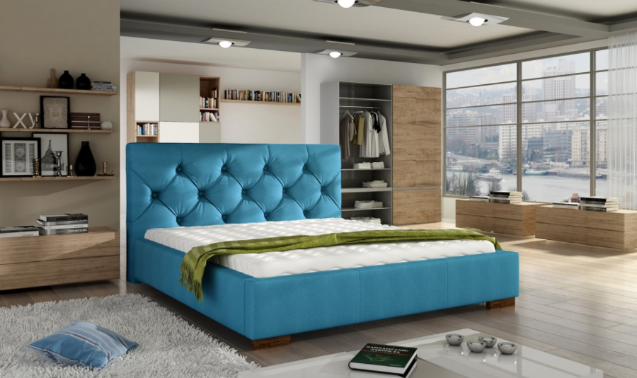 ArtMarz Manželská posteľ Elektra Prevedenie: 100x200 cm