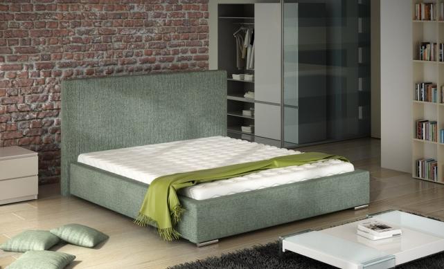 ArtMarz Manželská posteľ Basic Prevedenie: 160 x 200 cm