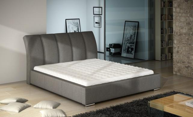 ArtMarz Manželská posteľ Cliff Prevedenie: 160 x 200 cm