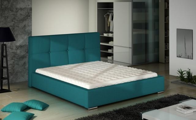 ArtMarz Manželská posteľ Mario Prevedenie: 160 x 200 cm