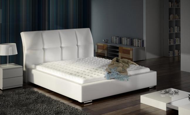 ArtMarz Manželská posteľ Emilio Prevedenie: 160 x 200 cm