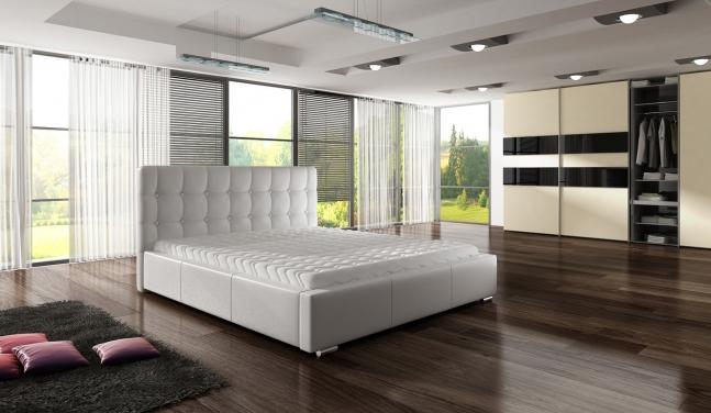 ArtMarz Manželská posteľ Tessa Prevedenie: 160 x 200 cm