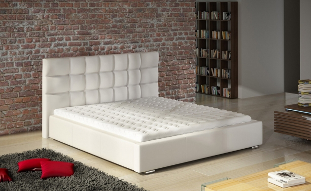 ArtMarz Manželská posteľ Dolores Prevedenie: 120x200 cm