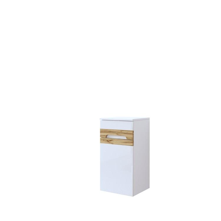 ArtCom Kúpelňová zostava GALAXY White Galaxy: skrinka nízka 810 - (67 x 35 x 33 cm)