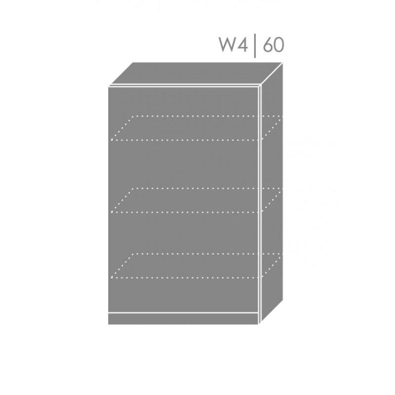 ArtExt Kuchynská linka Pescara Kuchyňa: Horná skrinka W4/60 / (ŠxVxH) 60 x 96 x 32,5 cm
