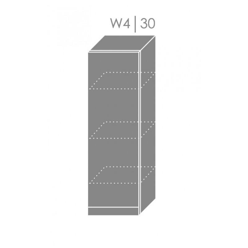 ArtExt Kuchynská linka Pescara Kuchyňa: Horná skrinka W4/30 / (ŠxVxH) 30 x 96 x 32,5 cm